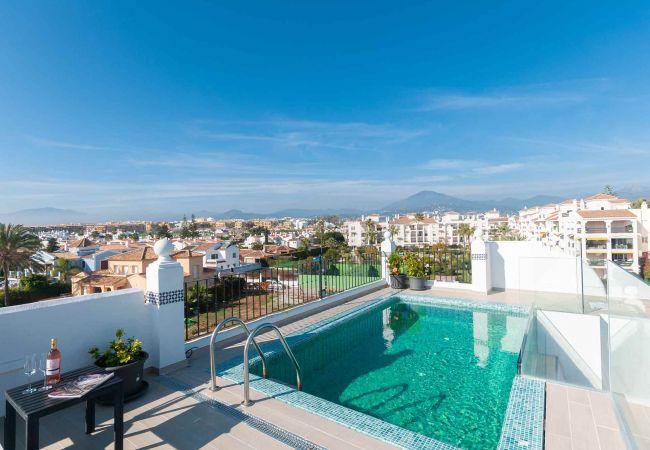 Apartamento en San Pedro de Alcántara - 25 - Castiglione Penthouse 4 bed