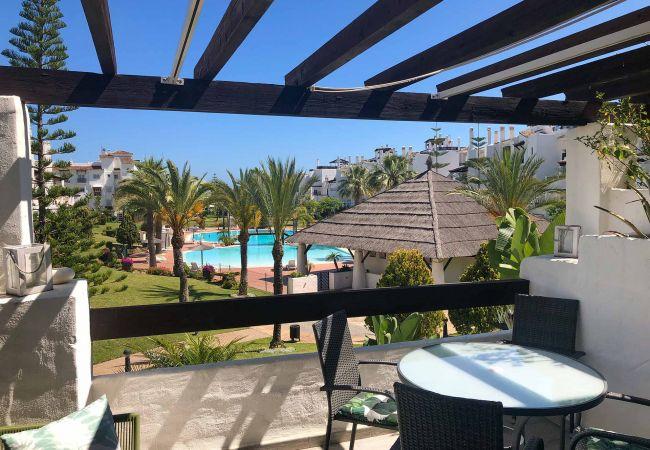 in San Pedro de Alcántara - 37 - Las Adelfas 1st Floor with Pool Views